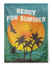 """Ready for Summer 29.5""""x39.5"""" House Flag front"""