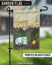 "Happy Camper Day 11.5""x17.5"" Garden Flag aos-garden-flag-11-5-x-17-5-lifestyle-front-11"