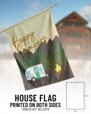 """Happy Camper Day 29.5""""x39.5"""" House Flag aos-house-flag-29-5-x-39-5-ghosted-lifestyle-01"""