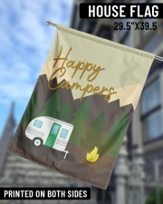 """Happy Camper Day 29.5""""x39.5"""" House Flag aos-house-flag-29-5-x-39-5-ghosted-lifestyle-09"""