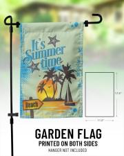 """Summer Time Flags 11.5""""x17.5"""" Garden Flag aos-garden-flag-11-5-x-17-5-lifestyle-front-01"""