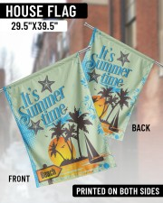 """Summer Time 29.5""""x39.5"""" House Flag aos-house-flag-29-5-x-39-5-ghosted-lifestyle-03"""