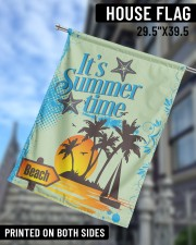 """Summer Time 29.5""""x39.5"""" House Flag aos-house-flag-29-5-x-39-5-ghosted-lifestyle-09"""