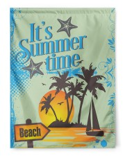 """Summer Time 29.5""""x39.5"""" House Flag front"""