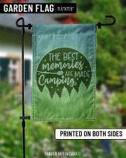 """Camping Memories 11.5""""x17.5"""" Garden Flag aos-garden-flag-11-5-x-17-5-lifestyle-front-13"""
