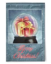 "Merry Christmas 11.5""x17.5"" Garden Flag front"