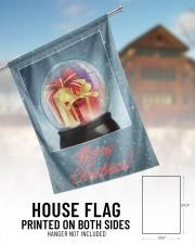 "Merry Christmas 29.5""x39.5"" House Flag aos-house-flag-29-5-x-39-5-ghosted-lifestyle-01"