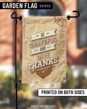 """Be Grateful - Thanksgiving 11.5""""x17.5"""" Garden Flag aos-garden-flag-11-5-x-17-5-lifestyle-front-10"""