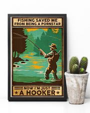 Fishing saved me from being a pornstar 11x17 Poster lifestyle-poster-8
