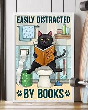 Easily distracted by books 11x17 Poster lifestyle-poster-4
