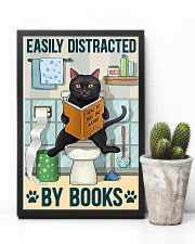 Easily distracted by books 11x17 Poster lifestyle-poster-8