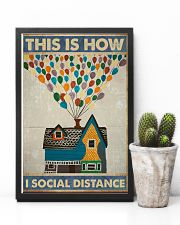 Social distancing Poster Limited Edition 11x17 Poster lifestyle-poster-8