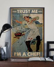 Trust me im a chef 11x17 Poster lifestyle-poster-2