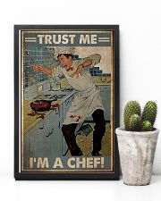 Trust me im a chef 11x17 Poster lifestyle-poster-8