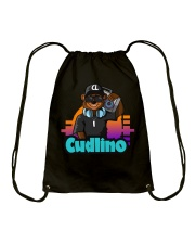 Music On Blast Collection Drawstring Bag front