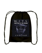 Written In The Stars Album Collection Drawstring Bag back