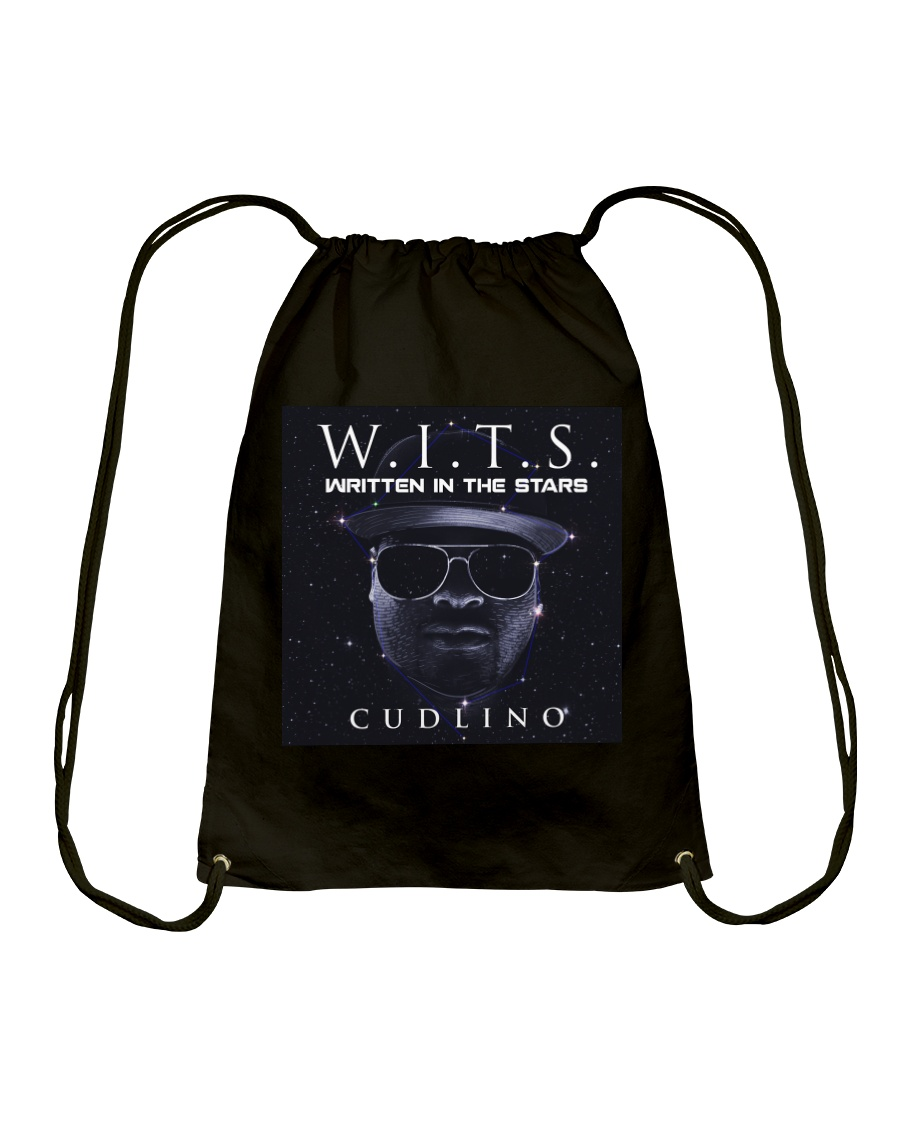 Written In The Stars Album Collection Drawstring Bag