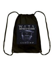 Written In The Stars Album Collection Drawstring Bag thumbnail
