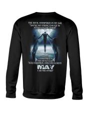 DEVIL WHISPERED MAY  Crewneck Sweatshirt thumbnail