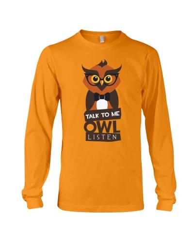 Owl Listen