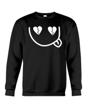 BOBBY MARES LOVE SUX MERCH Crewneck Sweatshirt thumbnail