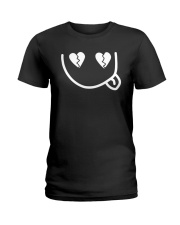 BOBBY MARES LOVE SUX MERCH Ladies T-Shirt thumbnail