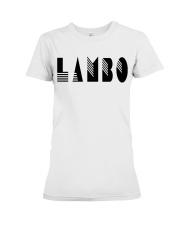 Lambo Official T-Shirt Premium Fit Ladies Tee thumbnail