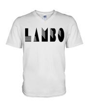 Lambo Official T-Shirt V-Neck T-Shirt thumbnail