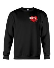 dont need your love merch Crewneck Sweatshirt thumbnail