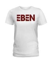 EBEN Plaid Unisex Tee  Ladies T-Shirt thumbnail