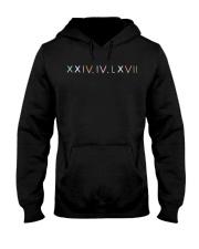 Newest merch  Hooded Sweatshirt front