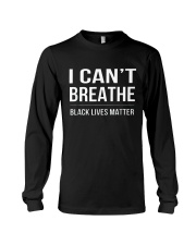 I can not breathe merch Long Sleeve Tee thumbnail