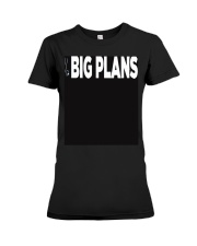 why don't we-big plans merch  Premium Fit Ladies Tee thumbnail