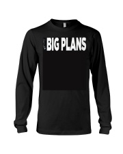 why don't we-big plans merch  Long Sleeve Tee thumbnail