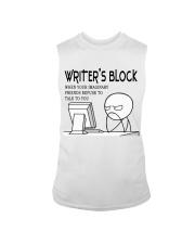 Writer's block - I'm a Writer Sleeveless Tee thumbnail