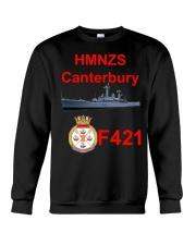 RNZN Canterbury f421 Crewneck Sweatshirt thumbnail