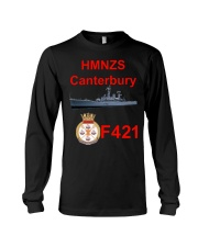 RNZN Canterbury f421 Long Sleeve Tee thumbnail