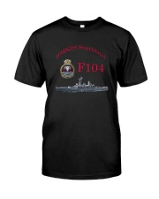 HMNZS Southland Classic T-Shirt front