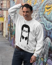 idfwu merch Crewneck Sweatshirt lifestyle-unisex-sweatshirt-front-4