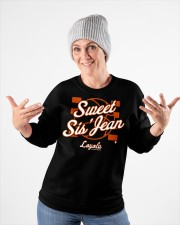sister jean merch Crewneck Sweatshirt apparel-crewneck-sweatshirt-lifestyle-front-35