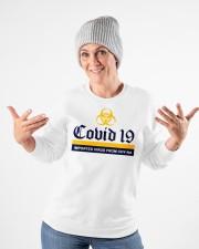jay baker merch Crewneck Sweatshirt apparel-crewneck-sweatshirt-lifestyle-front-35