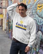 jay baker merch Crewneck Sweatshirt lifestyle-unisex-sweatshirt-front-4