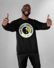 dian fossey gorilla fund merch Crewneck Sweatshirt apparel-crewneck-sweatshirt-lifestyle-front-05