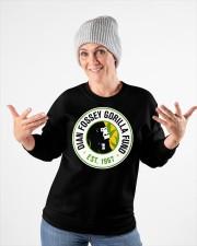 dian fossey gorilla fund merch Crewneck Sweatshirt apparel-crewneck-sweatshirt-lifestyle-front-35
