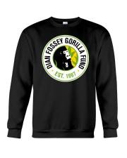 dian fossey gorilla fund merch Crewneck Sweatshirt front