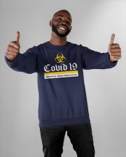 captain jay baker merch Crewneck Sweatshirt apparel-crewneck-sweatshirt-lifestyle-front-05