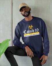 captain jay baker merch Crewneck Sweatshirt apparel-crewneck-sweatshirt-lifestyle-front-08