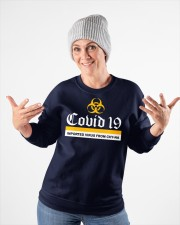 captain jay baker merch Crewneck Sweatshirt apparel-crewneck-sweatshirt-lifestyle-front-35