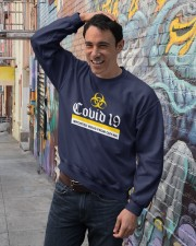 captain jay baker merch Crewneck Sweatshirt lifestyle-unisex-sweatshirt-front-4