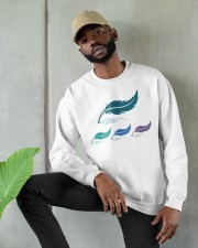 rusty quill merch Crewneck Sweatshirt apparel-crewneck-sweatshirt-lifestyle-front-08